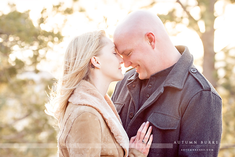 highlands ranch mansion outdoor colorado wedding engagement portrait