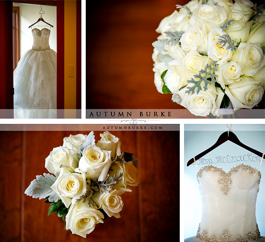 vail four seasons wedding details bouquet kleinfeld wedding gown pnina tournai princess