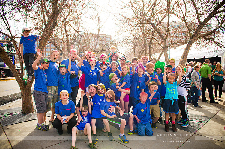 team tuesday st baldricks fundraiser denver colorado