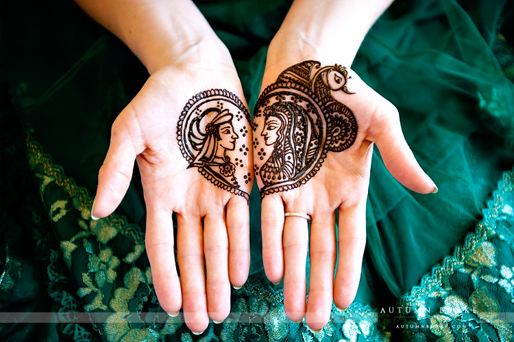 bride henna mehndi colorado westin wedding