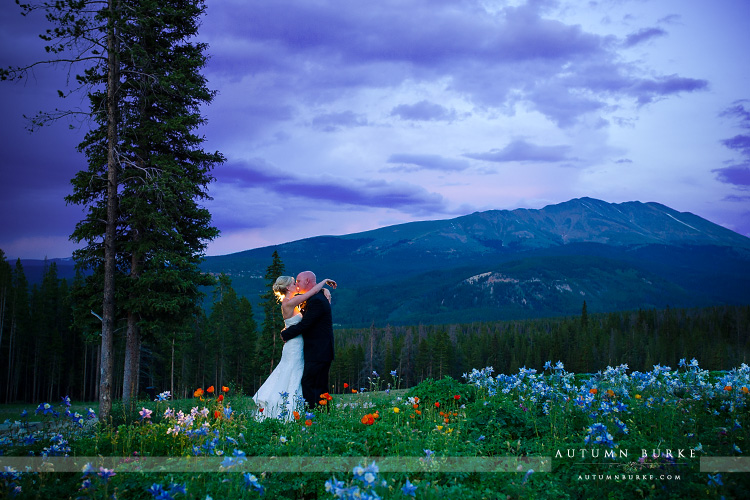 ten mile station breckenridge wedding colorado mountain photography