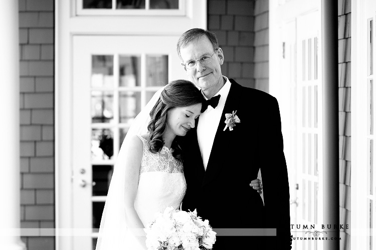 denver country club bride with dad portrait sweet moments emotion