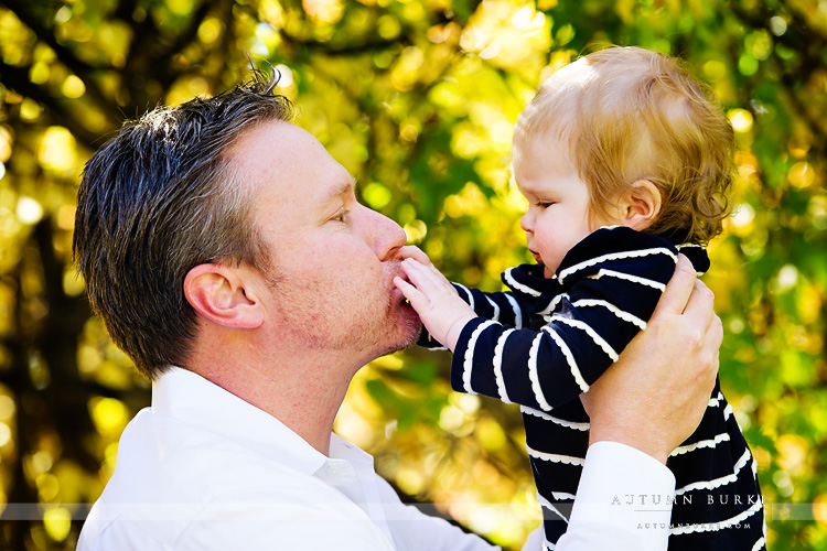 daddy daughter family portrait lifestyle colorado photography