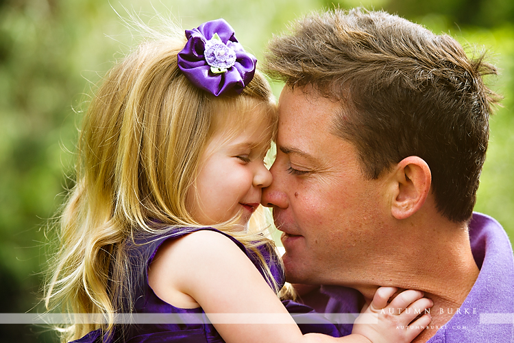 daddy daughter denver lifestyle family portrait photographer