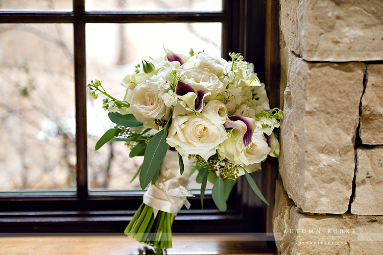 the flower house bridal bouquet colorado wedding the sanctuary