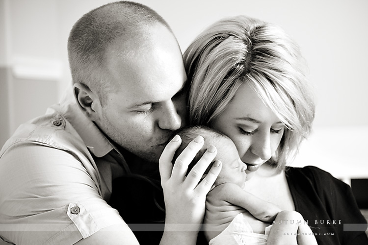 denver family portrait lifestyle photography newborn baby
