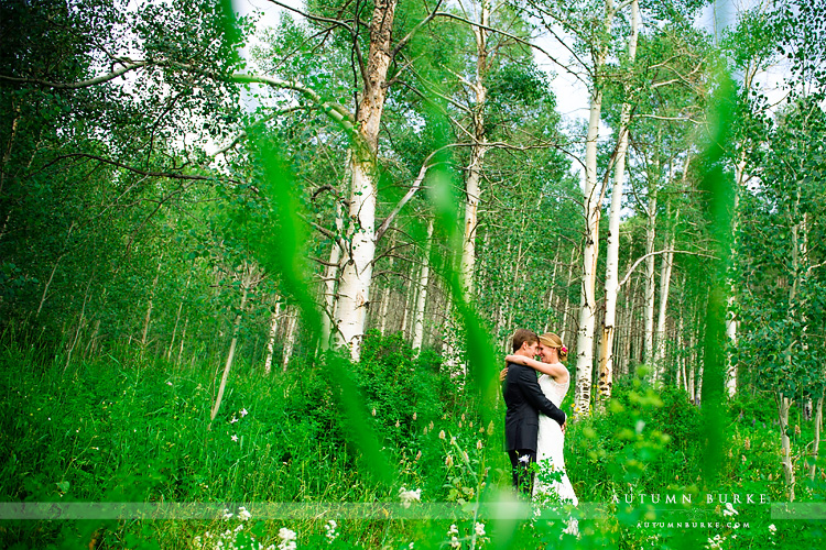 beaver creek saddle ridge wedding colorado mountain wedding deck first look