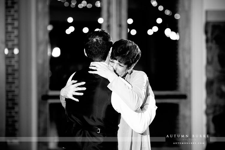 highlands ranch mansion wedding reception parent dances groom