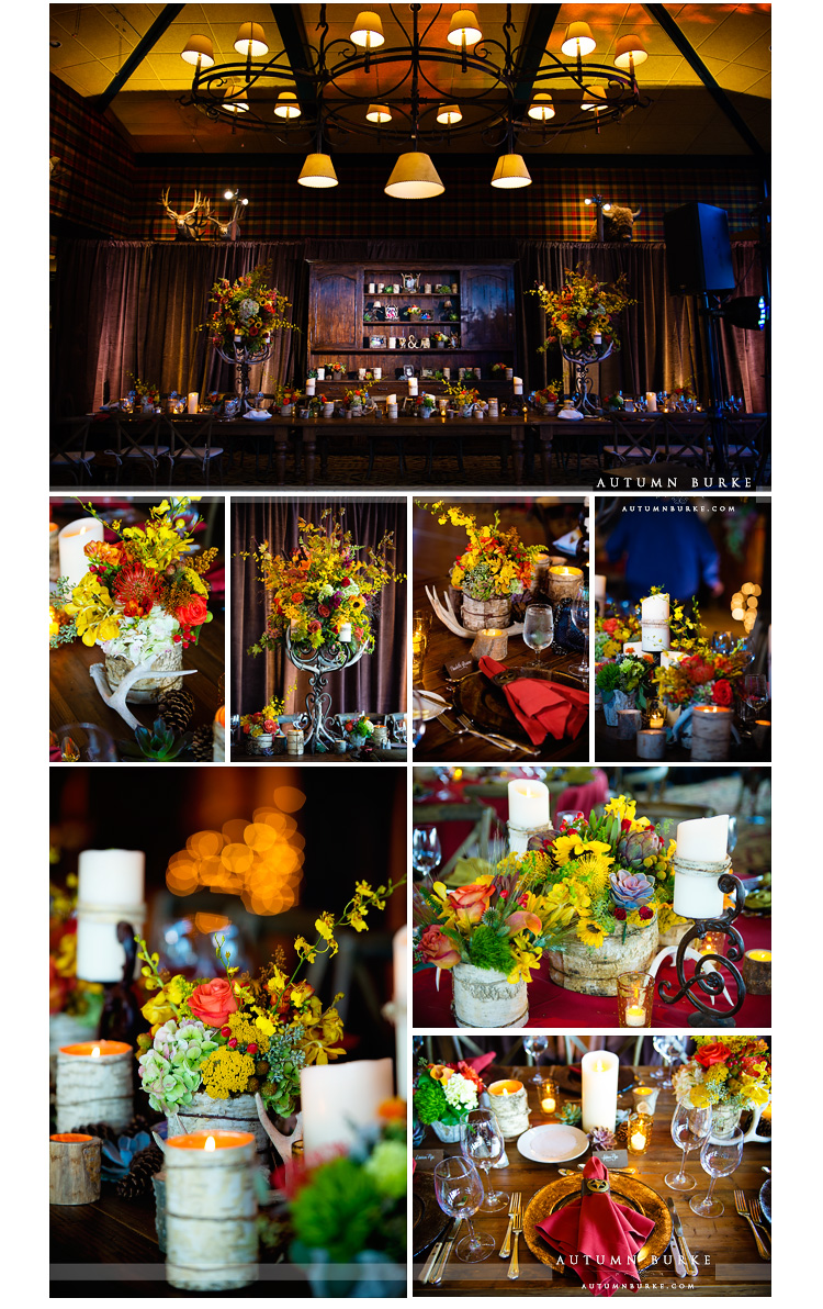 the broadmoor wedding colorado springs cheyenne mountain lodge wedding rehearsal rustic elegance design works cowboy texas