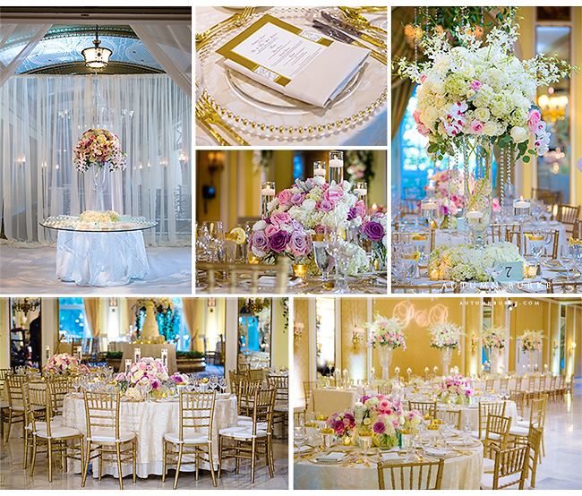 wedding the broadmoor colorado springs details and decor designworks elegant romantic ballroom