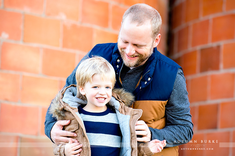 colorado portrait family dad and son highlands ranch mansion lifestyle photography