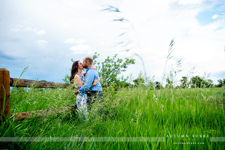 colorado engagement session denver mountains rustic elegant long grasses