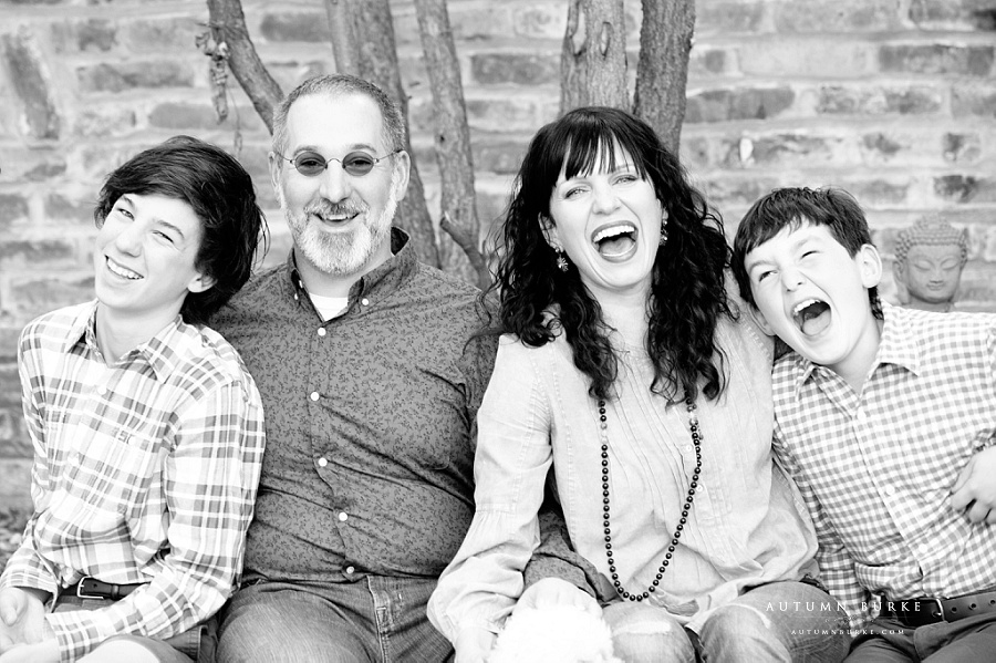 colorado family portrait denver lifestyle laughing