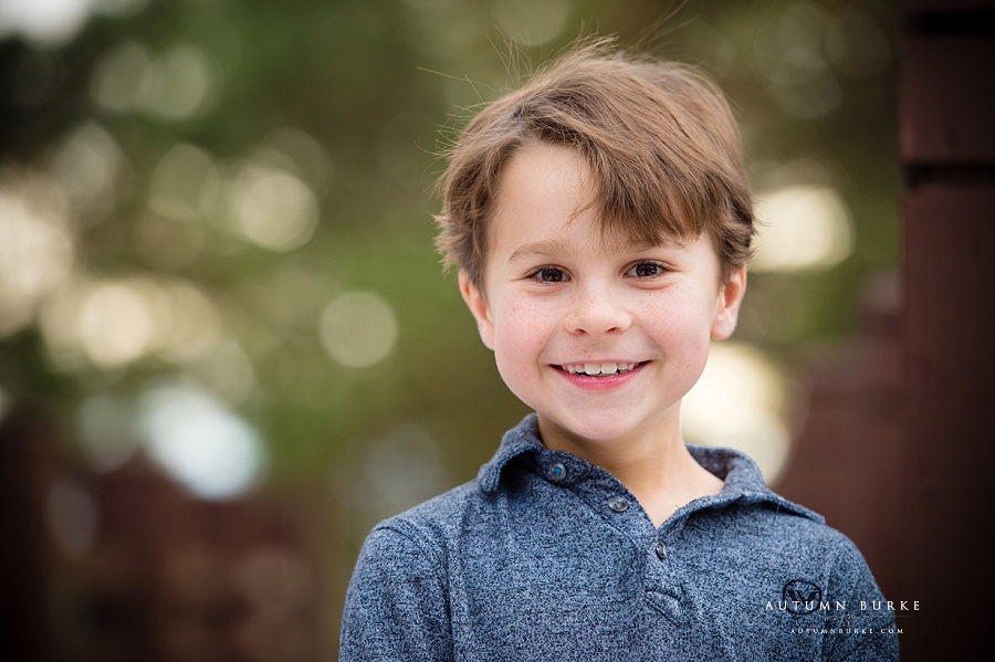 colorado children portrait photography family holiday cute