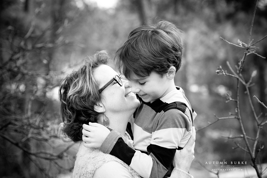 sweet mother son portrait colorado family photography love