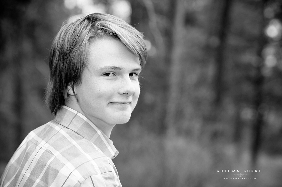 colorado kids portrait teenager boy high school senior portrait denver photographer