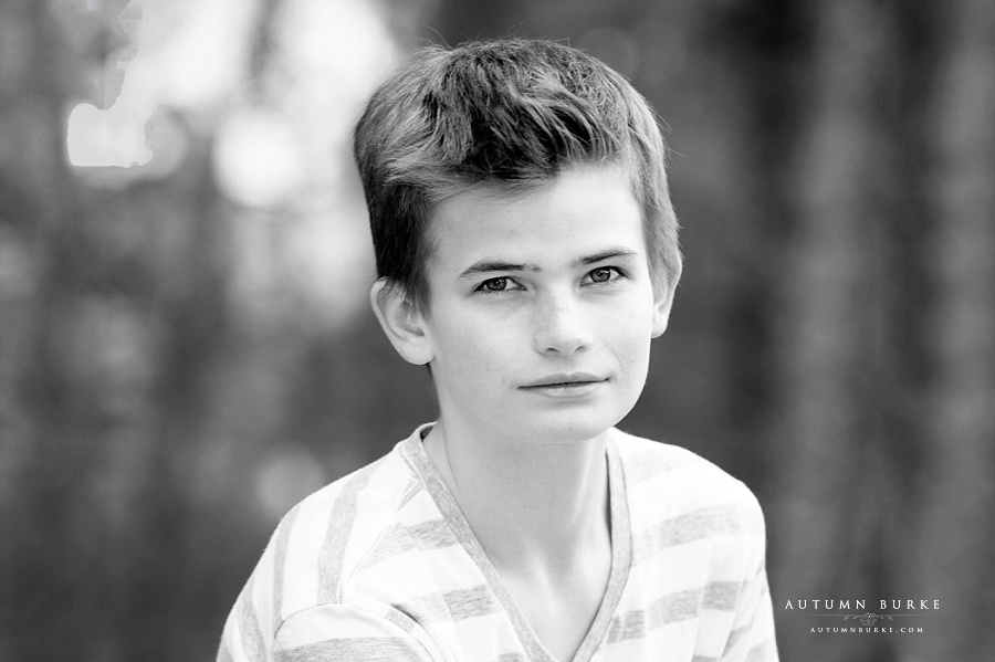 colorado kids portrait headshot high school teenager boy