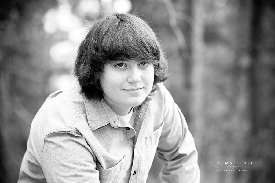 denver colorado kids high school senior portrait teenage boy