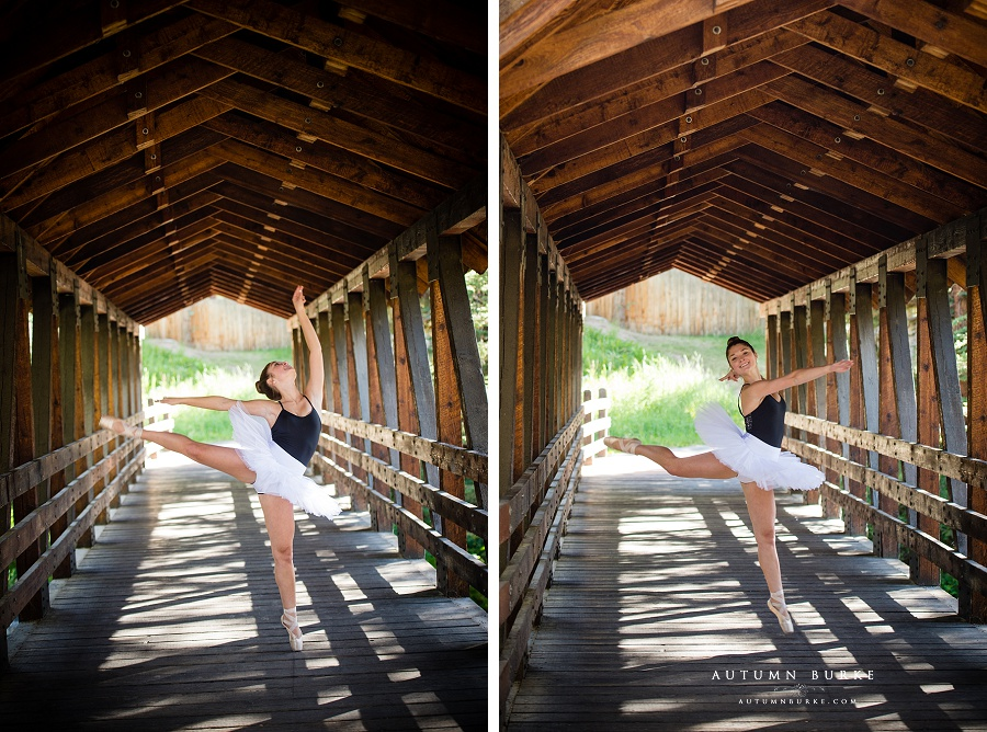 colorado ballerina high school senior ballet pointe shoes