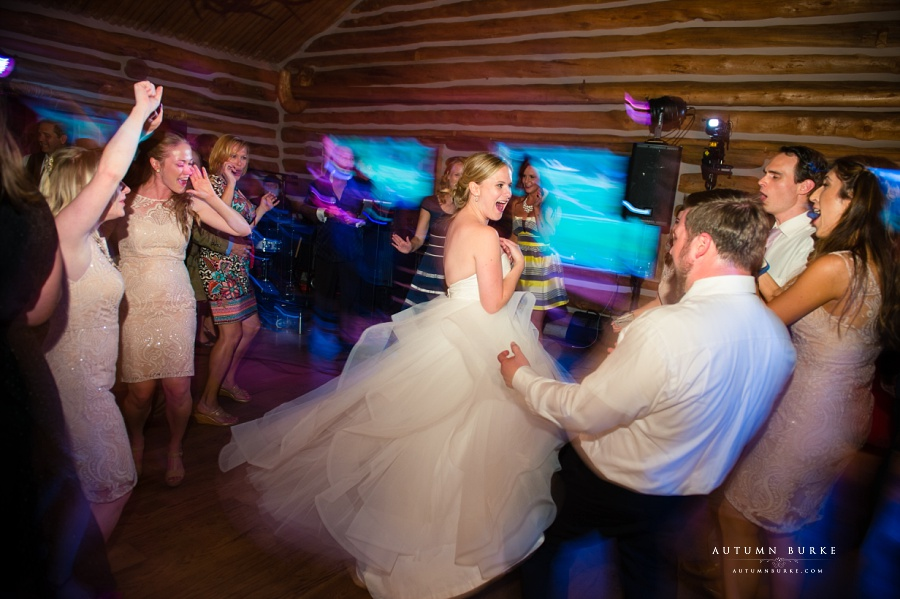 keystone ranch wedding reception