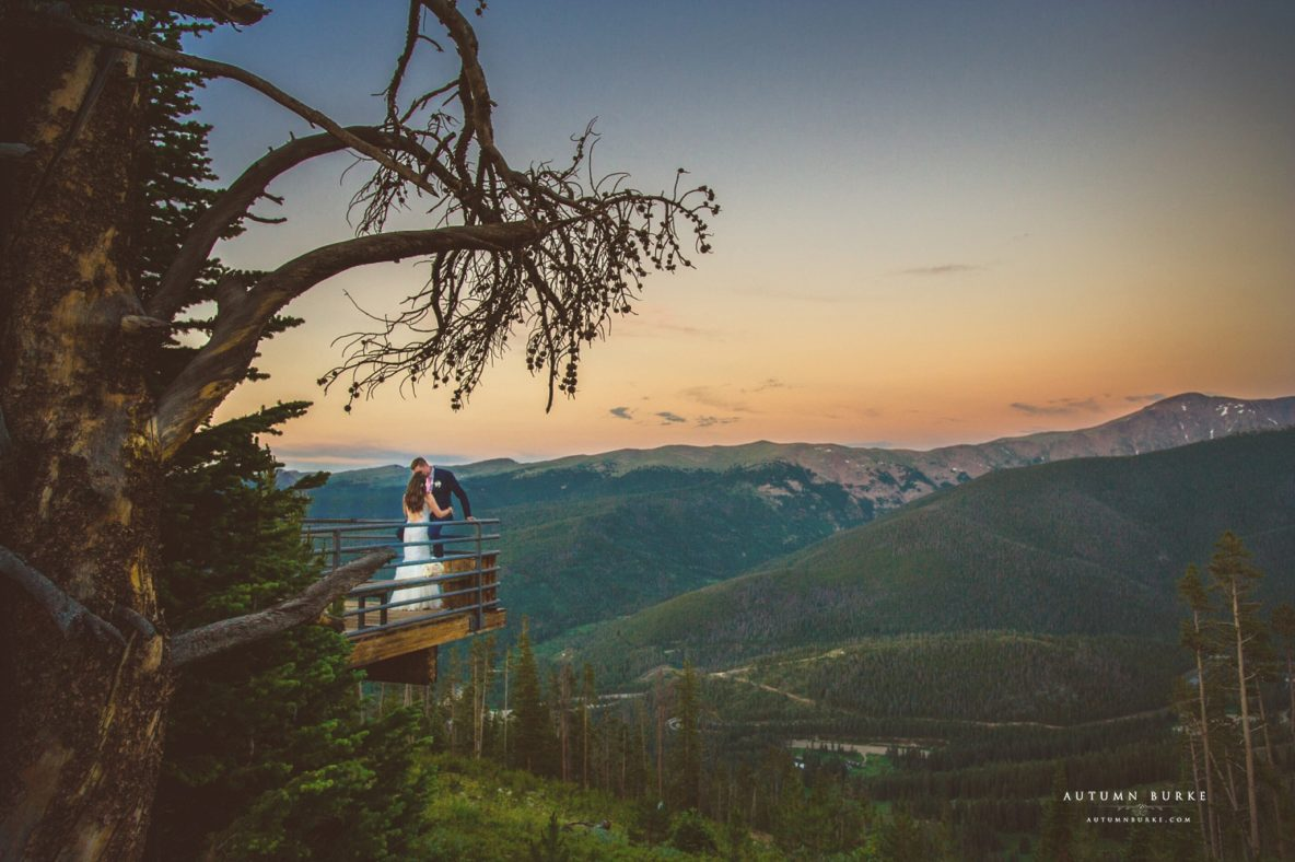 winter park colorado mountain wedding lodge at sunspot