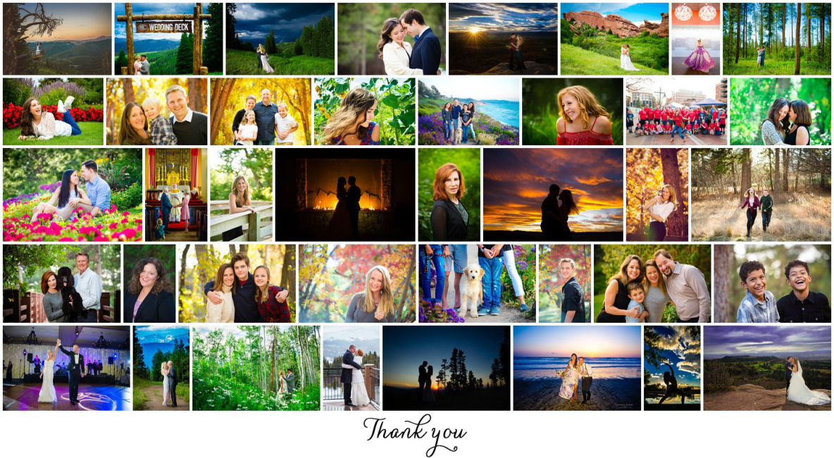 2017 year in review colorado denver weddings portrait sessions