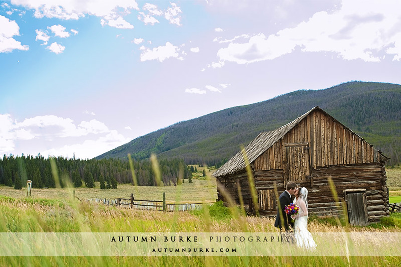 Keystone Ranch Colorado Mountain Wedding Rocky Bride Groom